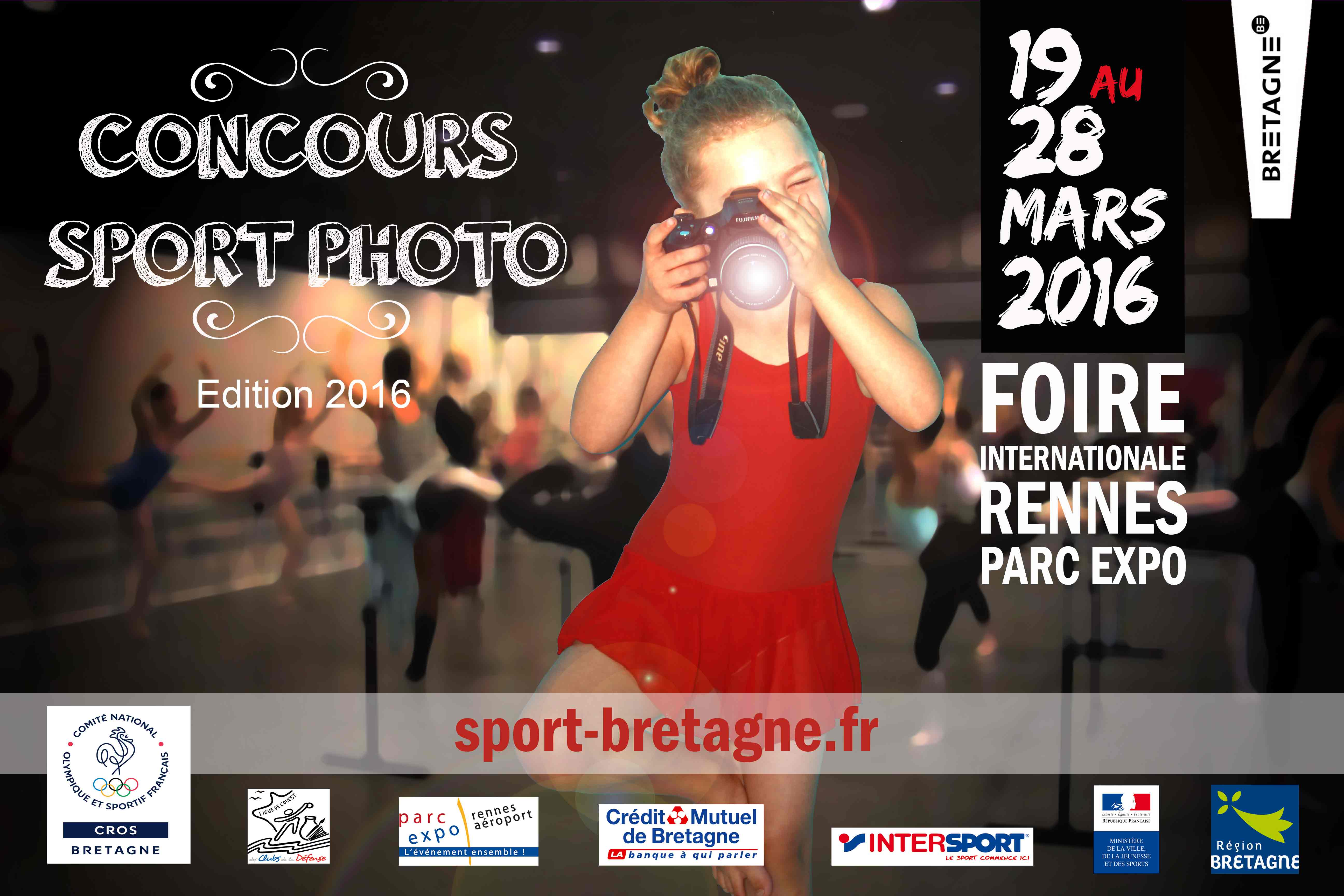 Concours Sport & Photo 2016
